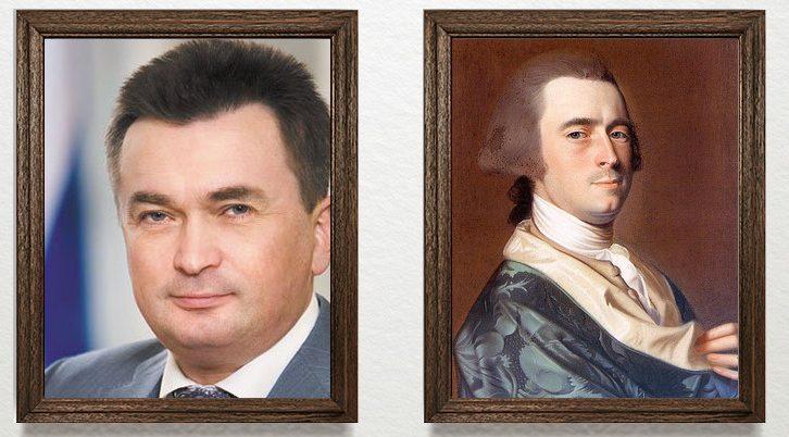 Для первых лиц Приморья удалось найти «двойников» на известных полотнах