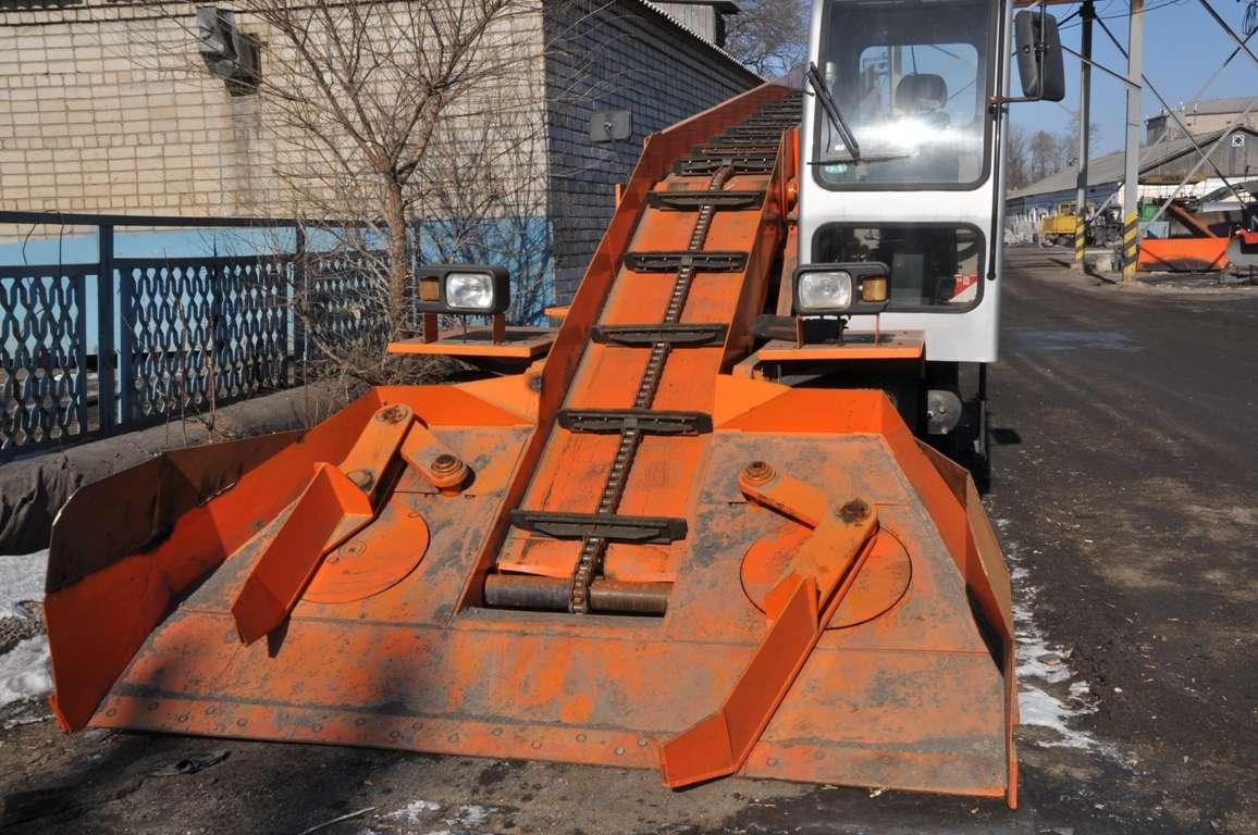 В Уссурийске закуплено новое оборудование для скалывания льда