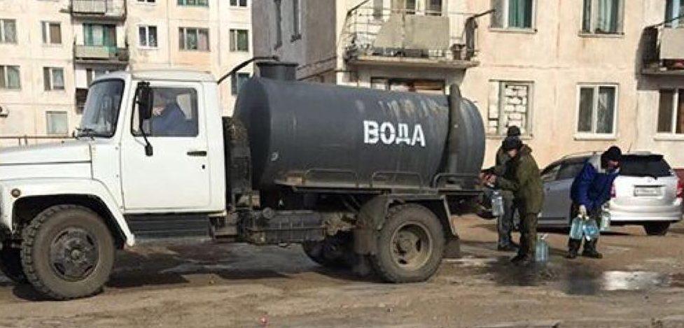 В Приморье жители военного гарнизона сидят без воды в холодных квартирах — источник