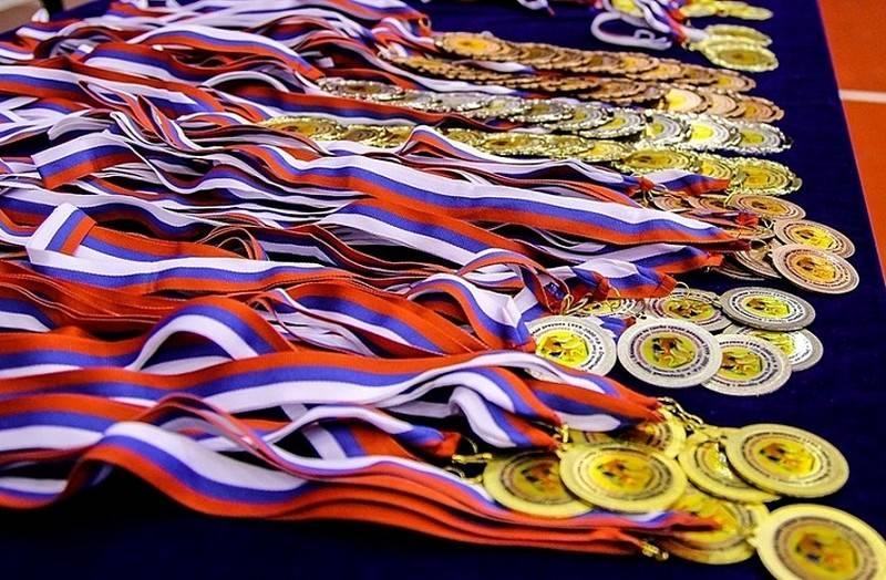 Приморские спортсмены в 2016 году завоевали более 1200 медалей