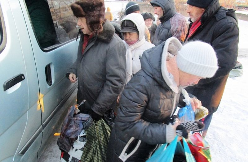 В январе «Социальный автобус» поддержал более 300 приморцев
