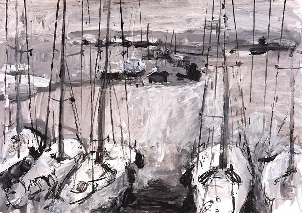 «Морскую» выставку «Пленэр-2016» откроют во Владивостоке