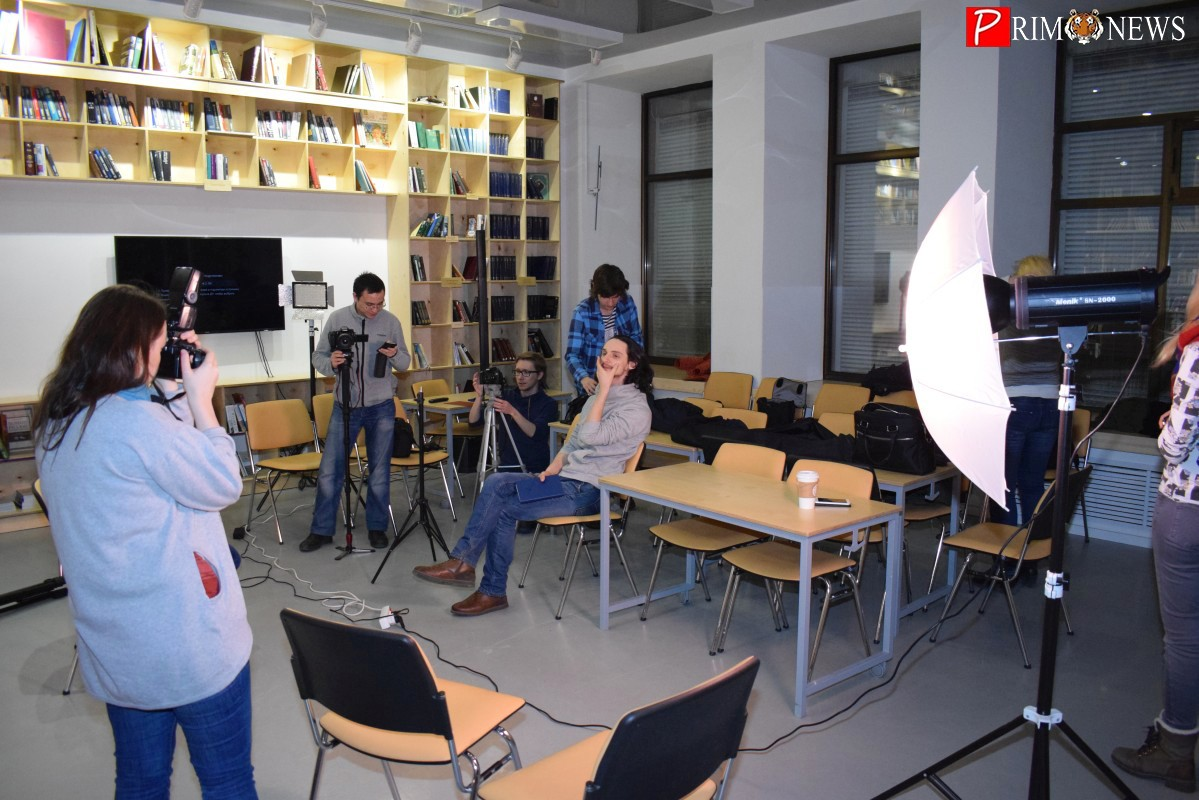 Во Владивостоке взялись за третий сезон театрального видеопроекта «Мнения»