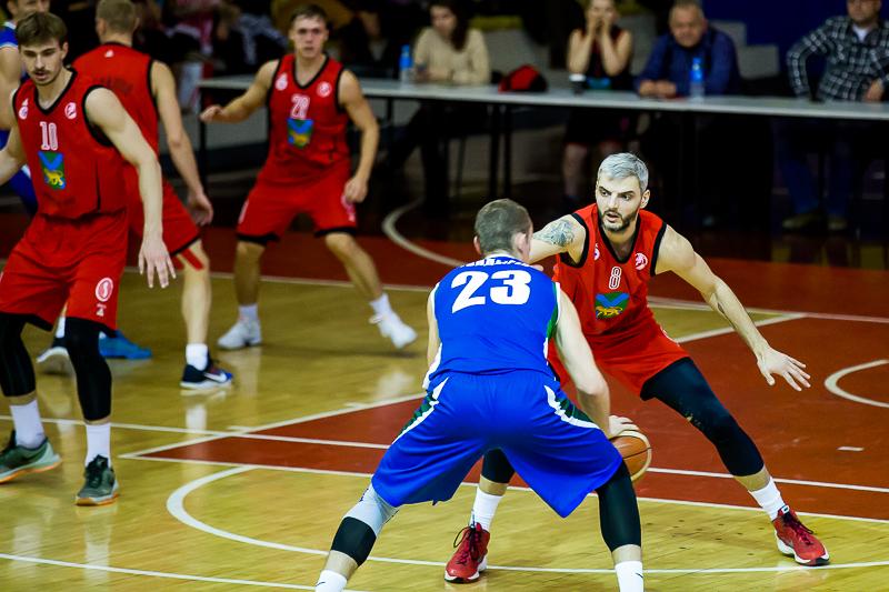 «Спартак-Приморье» вылетел из баскетбольного Кубка России