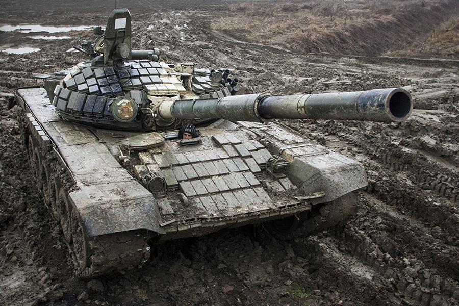 «Танковый биатлон» стартовал в Приморье