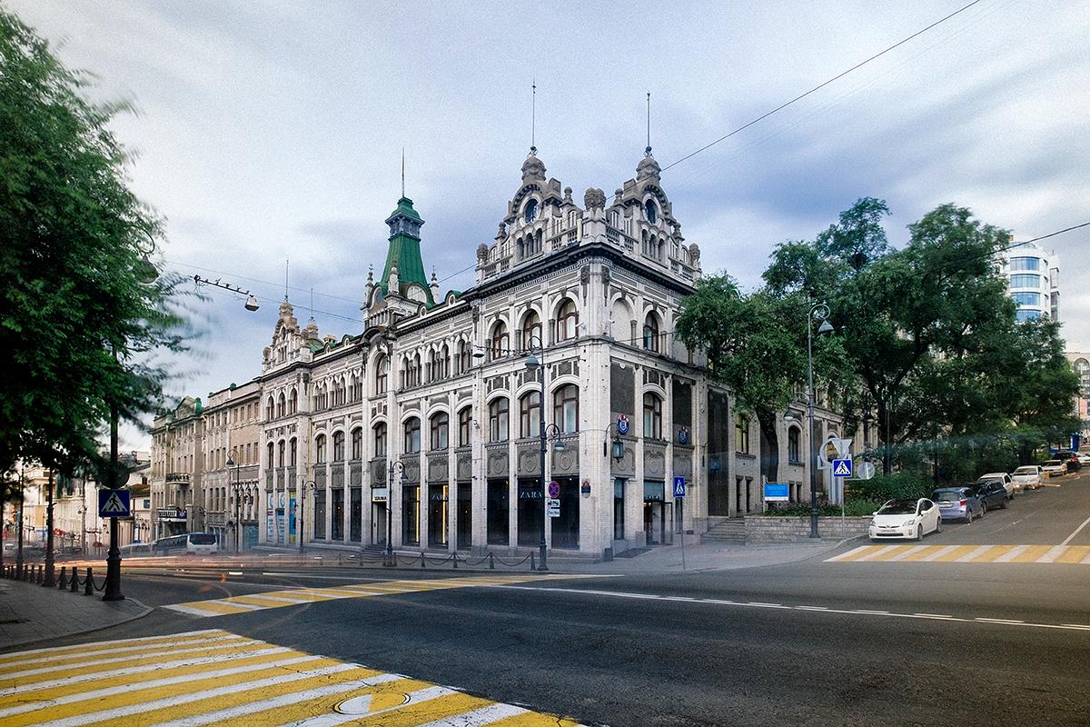 Музей «Большого ГУМа» откроется в самом центре Владивостока
