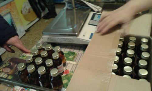 Ещё 25 литров спиртосодержащей непищевой продукции изъяли в Приморье
