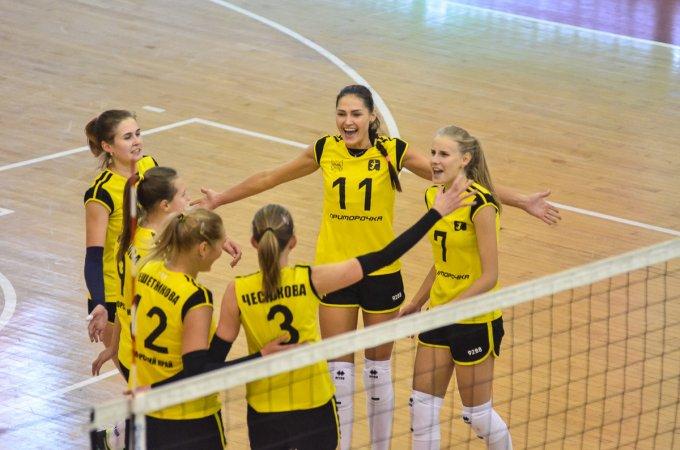 Во втором матче в Липецке «Приморочка» вырвала победу