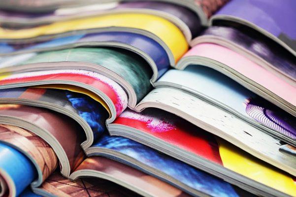 журнал, книга, чтиво, чтение, глянец