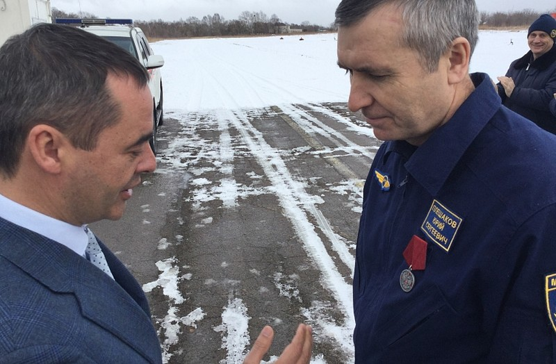 Награду от президента России получил приморский лётчик