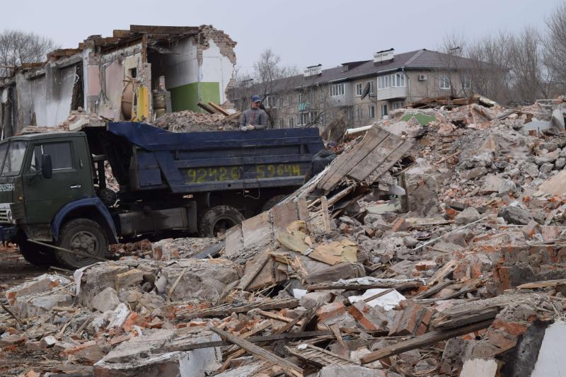 В Уссурийске снесут еще четыре дома