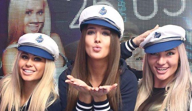 «Адмиралочки» провели вечеринку во владивостокском ночном клубе