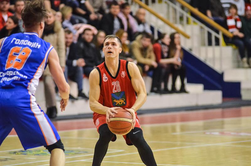 Баскетболисты «Спартака-Приморье» начали четвертьфинальную серию с победы
