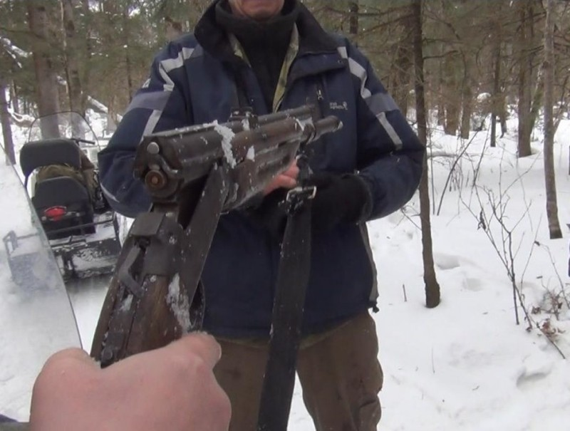 В Приморье инспекторы охотнадзора изъяли у нарушителя 20 капканов и оружие