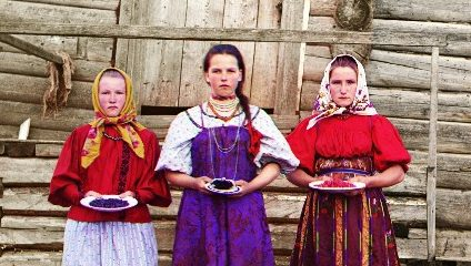 Во Владивостоке открылась славянская выставка