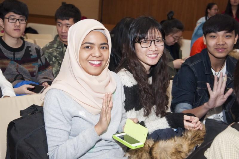 В ДВФУ отпраздновали Международный день родного языка