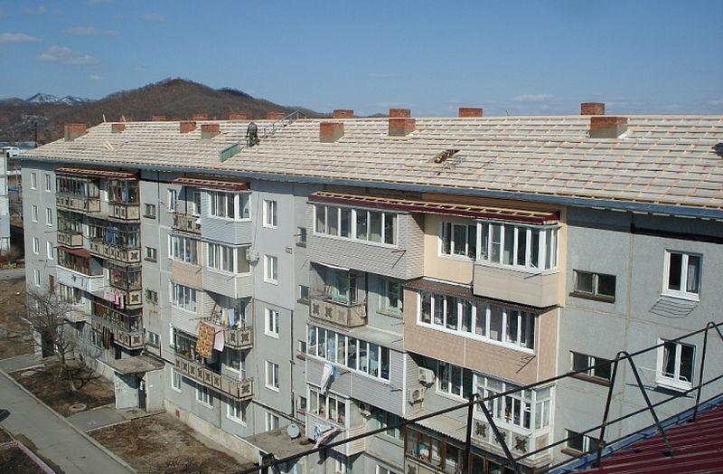 В Приморье сдали очередные отремонтированные дома по программе капремонта