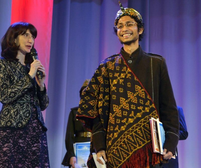 Иностранные студенты Владивостока покажут себя на фестивале «Я учусь в России»