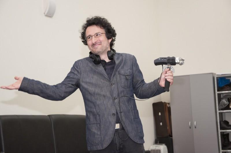 «Звуки Владивостока» записали музыканты ДВФУ с известным кипрским композитором