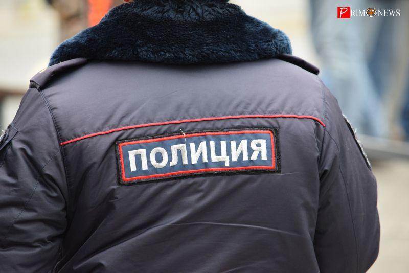 Приморского полицейского удостоили благодарности министра внутренних дел РФ
