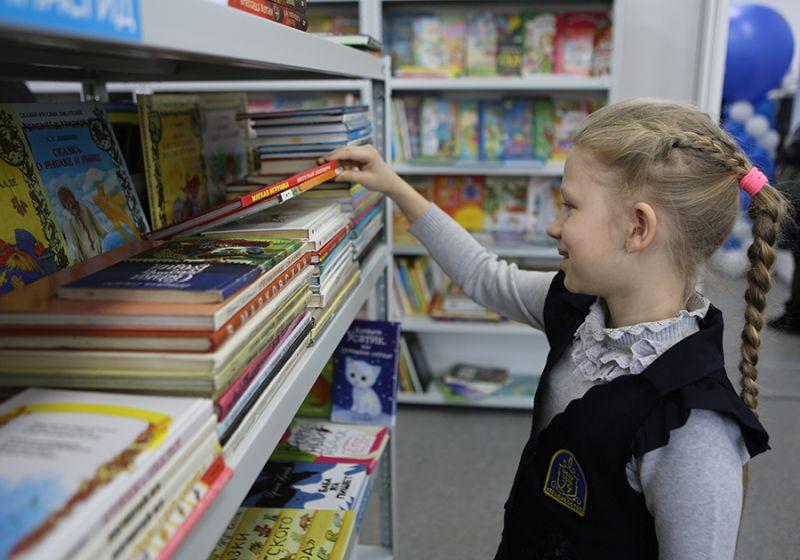 В приморском посёлке Трудовое открылась современная библиотека