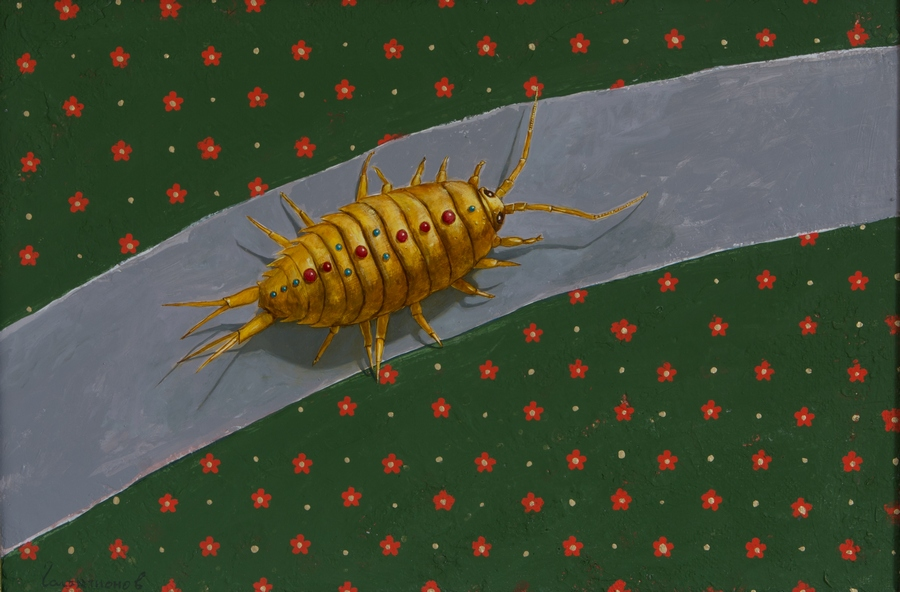 Красоту мира насекомых покажут на полотнах во Владивостоке