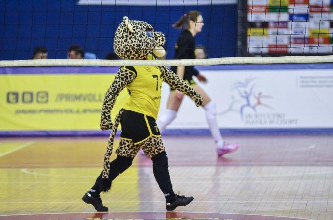 Волейболистки «Приморочки» победили «Уфимочку»