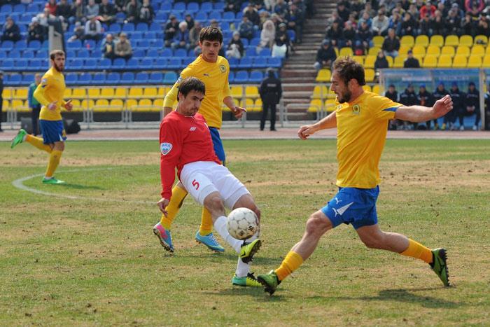 «Луч-Энергия» и «Спартак-Нальчик» голов не забили