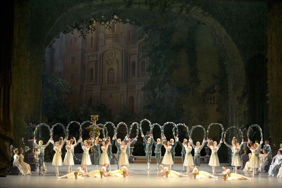 Представлена майская афиша Приморской сцены Мариинского театра