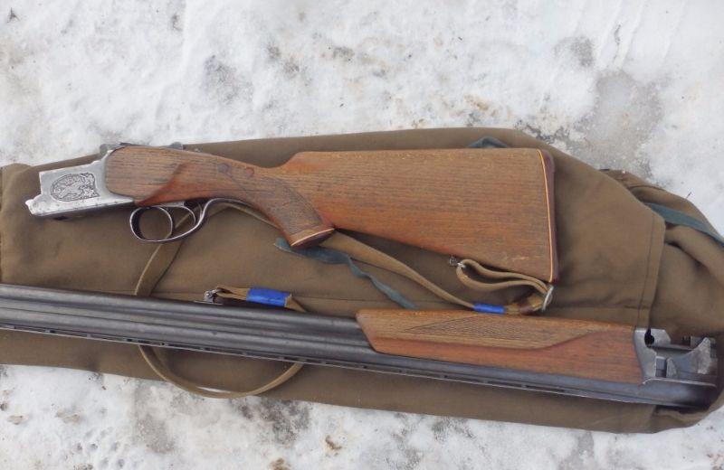 В Приморье нетрезвый охотник, увидев инспекторов охотнадзора выбросил ружьё в озеро