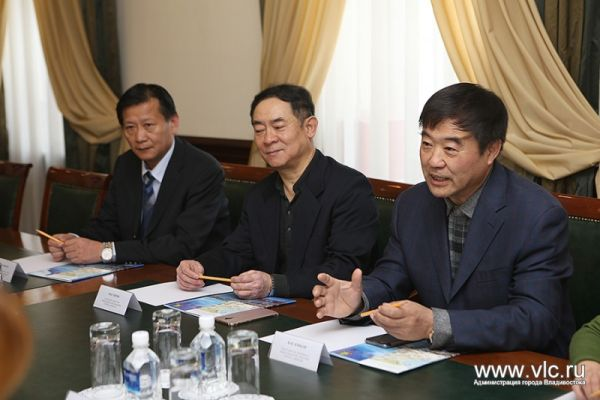 Инвестиционная компания из Китая заинтересовалась развитием турбизнеса во Владивостоке