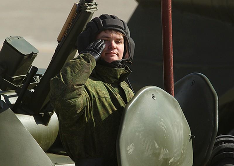 В главной базе ТОФ начали подготовку к военному параду