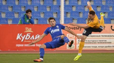Футболисты «Луча-Энергии» упустили победу над «Волгарём»
