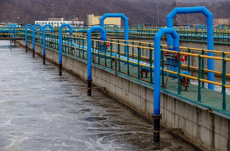В бухту Золотой Рог более чем на 70% снижен сброс хозяйственно-бытовых вод