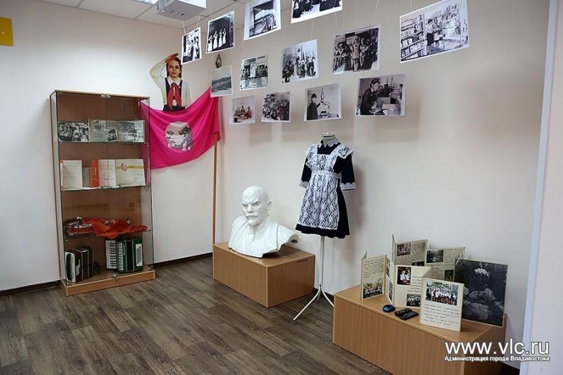 Владивостокская школа №35 использовала грант от мэра города Игоря Пушкарёва