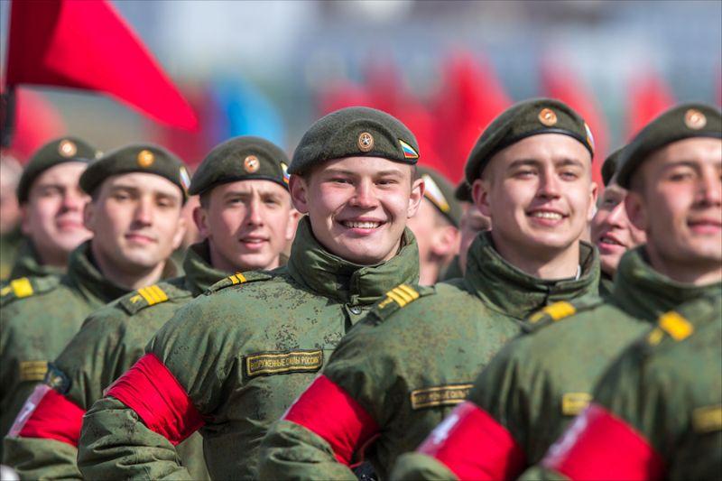 Стало известно расписание репетиций Парада Победы во Владивостоке