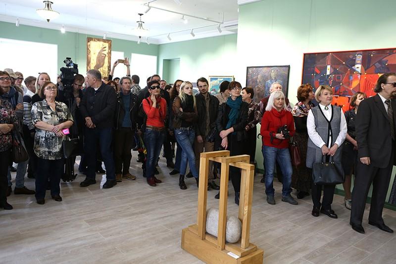 Во владивостокском центре современного искусства «Артэтаж» открылись новые выставочные залы