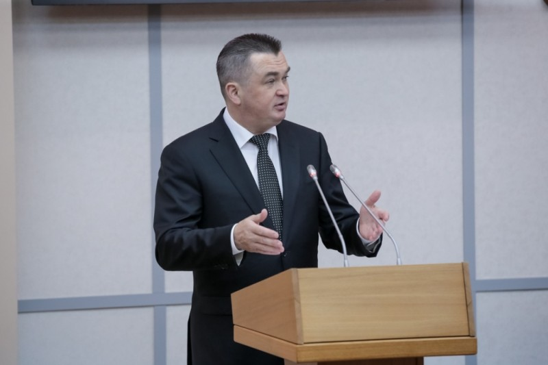 Владимир Миклушевский представил отчёт о работе за 2016 год