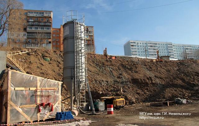 Строительство учебно-тренажёрного комплекса МГУ стоимостью два млрд рублей стартовало во Владивостоке