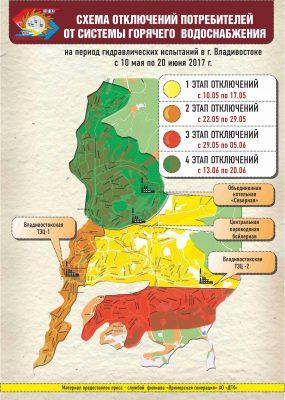 Карта гидравлических испытаний