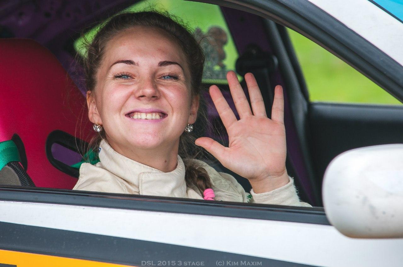 Новый дрифт-сезон в Приморье порадует ещё одной девушкой-пилотом