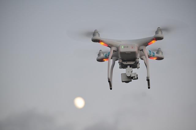 Во Владивостоке устроили гонки дронов