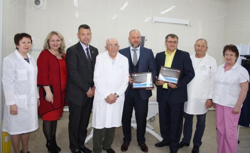 В Находкинской больнице открылось эндоскопическое отделение