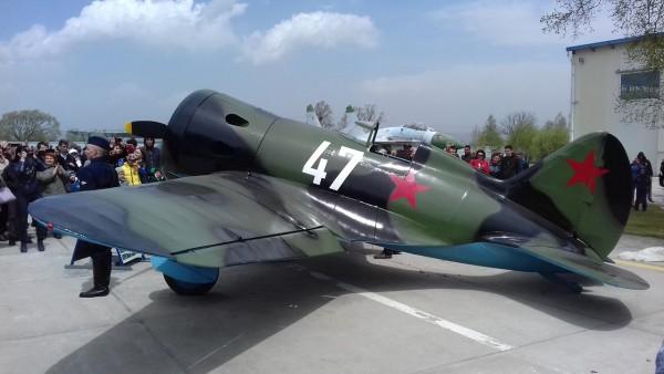 В Приморье подарили вторую жизнь любимому самолёту Сталина