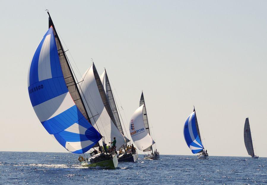 Приморские яхтсмены впервые выиграли переходящий Суперкубок Пусана