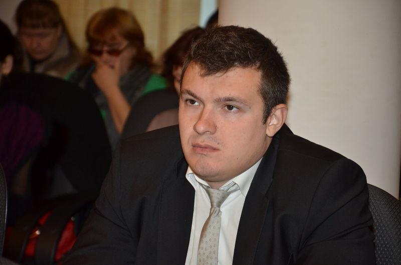 Бывший депутат Думы Владивостока Андрей Андрейченко пошёл на повышение в Госдуму
