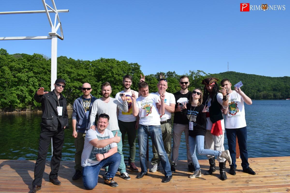 Во Владивостоке прошёл первый форум видеоблогеров Приморья