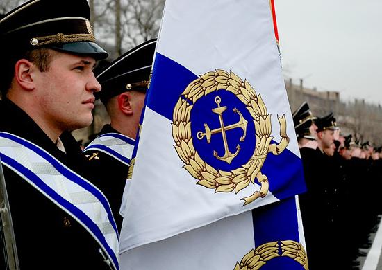 Экипаж корвета «Громкий», строящегося для ТОФ, начал обучение в Объединенном учебном центре ВМФ России