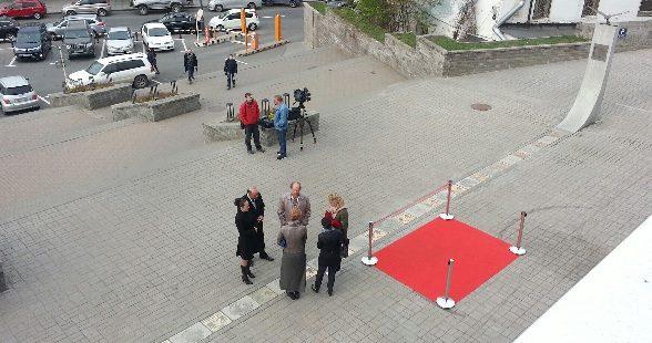 Во Владивостоке официально открыли аллею «Океан Звезд»