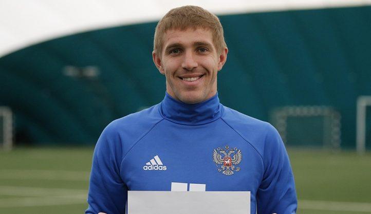Победный гол в матче Россия — Саудовская Аравия забил бывший футболист «Луча-Энергии»